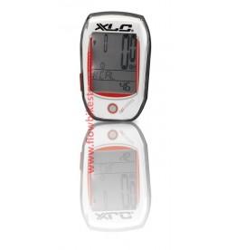 Cuentakilómetros XLC BV-W02 blanco, frecuencia cardíaca