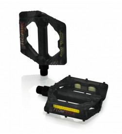 Pedales XLC PD-M16 Negro Traslucido