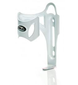 Portabidón XLC Sidecage Deluxe BC-S02 Apertura lateral Blanco