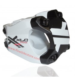 "Potencia XLC Pro ride ST-F02 1 1/8""Ø 31,8mm 40mm Blanco Negro"