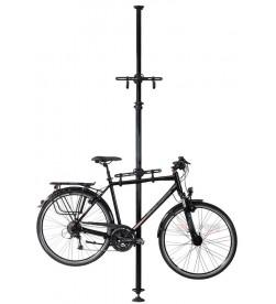 Soporte XLC VS-F04 colgador 2 bicicletas