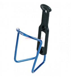 Portabidon Zefal Aluminio Azul Anodizado