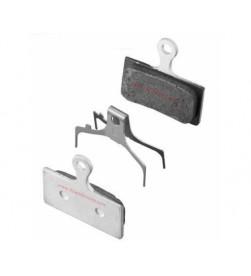 Pastillas Freno Metalicas Shimano M985-M785-M666-M675-S700-M8000-M9000-M9020 G04S