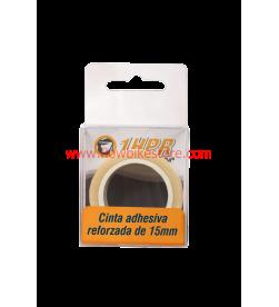 Cinta adhesiva Reforzada 15mm 1HPR para 2 ruedas