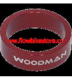 Arandelas Dirección Aluminio Woodman Colores
