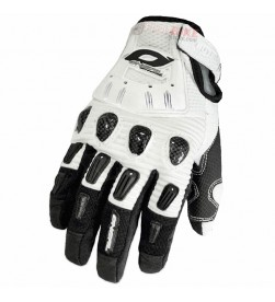Guantes Oneal Butch Carbono Blanco