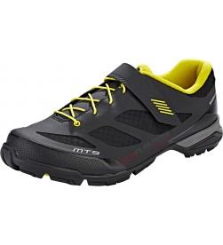 Zapatillas Shimano Montaña MT5 Negro - Amarillo
