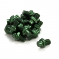 Pack Reverse 16 pins de aluminio para pedal Escape Reverse Verde