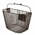 AIM basket front rack with Quick Coupling