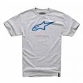 Camiseta Alpinestars Ageless Gris/Azul Talla M