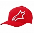 Gorra Alpinestars Corp Shift 2 Rojo / Blanco