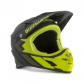 Casco Integral Bluegrass Intox Negro-Amarillo 19