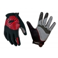Guantes Bluegrass Magnete Rock Negro/Rojo