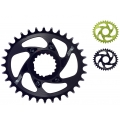 Plato Bpart Ovalado Components Direct Mount CANNONDALE Narrow Wide 3mm (Diferentes dentados y colores)