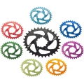 Plato Ovalado Bpart Components Direct Mount Sram BB30 Narrow Wide 34 dientes (Colores)