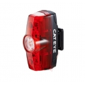 Cateye Rapid Mini USB Rear light (25 lumen)