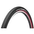 Continental X-King Race Sport 26x2.40 Folding Tire Black/Red
