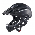 Casco Desmontable CRATONI C-Maniac Color Negro Mate