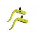 Manetas de freno Csepel Piton Fixie 23,8 mm Verde