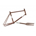 Cuadro Minivelo Csepel Royal Frisco Marron