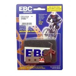 Pastillas Freno EBC CFA614 Shimano XT/XTR 985-988