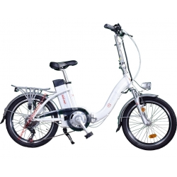 Bicicleta Electrica Plegable Ebici City 1000