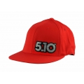 Gorra Five Ten 5.10 Rojo