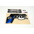 Kit Pegatinas Adhesivos Horquilla Fox 40 Fit RC2 11