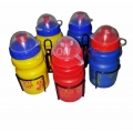 Bottle Children with lid 350ml bottle Cage + Colors