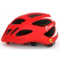 Casco MSC Bikes City MIPS Rojo