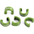 Clips sujetacables MSC Verde (Pack 5)