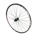 Mach1 Omega 32s black cassette 8-9-10s Rear Road Wheel