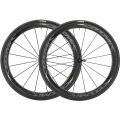 Mavic Cosmic Pro Carbon Exalith 17 Wheels (Front- Rear -Pair)