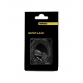 Kit de cordones de zapatilla Mavic Quick Lace Negros