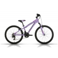 """Bicicleta Megamo Open Junior Chica Lila 24"""" 2015"""