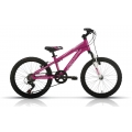"Bicicleta Megamo 20"" Open Junior S Girl Rosa"