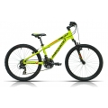 "Bicicleta Megamo 24"" Open Junior Boy Amarillo 2017"