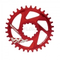 Plato Miche MTB XM SR ONE X DIRect Mount (DM) 6mm Offset 32dientes rojo 11v. para Sram