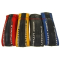 Cubierta Neumatico Carretera 700x23 Michelin Lithion 2 Plegable Rojo