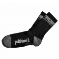 Calcetines Niner Band Moondust Grey
