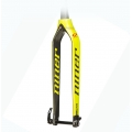 Horquilla Rigida Niner RDO con eje de 15mm (Blaze Yellow/470mm)