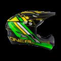 Casco Integral Oneal Backflip Fidlock DH RL Pinner Verde