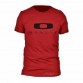 Camiseta Oakley Griffin New Crimson