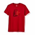 Camiseta Oakley The Grip New Crimson