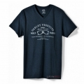 Camiseta Oakley World Famous Pacific Blue