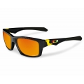 Gafas de Sol Oakley Jupiter Valentino Rossi VR46 Polished Black / Fire Iridium