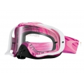 Máscara MX Oakley Crowbar Razorwire Pink / Rose