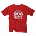 Camiseta One Industries Bill Rojo