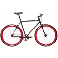 Bicicleta Origin8 Fix8 Negro/Red