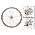 "Fixie Front Wheel 700"" Origin 8 With profile Silver (32 spokes)"